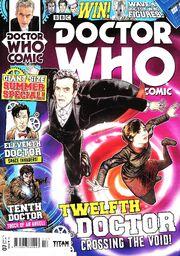Doctor Who Comic 7