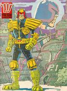 Dredd star scan by David Hine