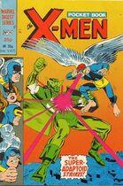 X-Men pocketbook 24