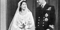 Wedding of Princess Elizabeth and Philip Mountbatten, Duke of Edinburgh