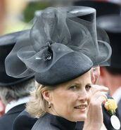 Sophie Rhys-Jones Day 1, 2009