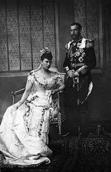 File:Wedding of Prince George, Duke of York, and Princess Mary of Teck.jpg