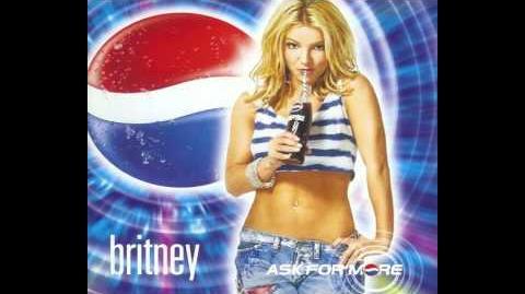 Britney Spears - The Joy Of Pepsi (Audio)