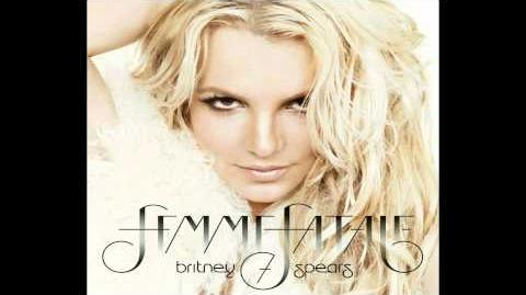 Britney Spears - Scary (Audio)
