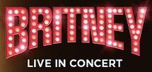 Britney - Live in Concert Logo