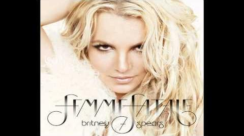 Britney Spears - Trouble For Me (Audio)