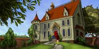 Professor Oubier's House