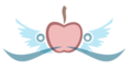 Red cherry cutie mark
