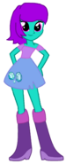 Primson Gown Equestria Girls