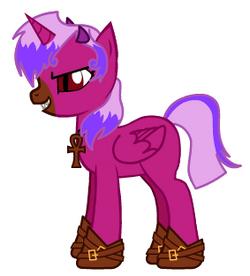 Demon Pony Princess