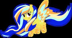 Rainbow Power Cloud Spark 4