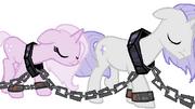 Captured Ixhelcan Ponies