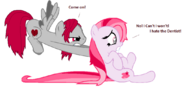 COME ON FLUTTERSHY! - Base