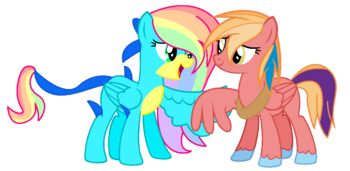 Half sisters by official lunaflaire-d87016z