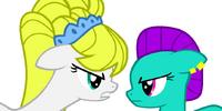 Pandora's Characters