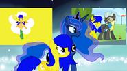 Luna Talking To Cloud Spark