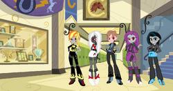 Background for Equestria Girls OCs