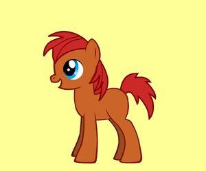 Tumble Step Pony