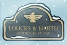 Loucks & Harth nameplate
