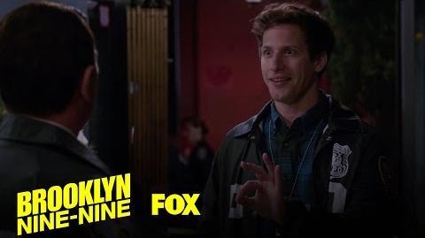 Jake And Charles' French Role-Play Season 4 Ep. 4 BROOKLYN NINE-NINE