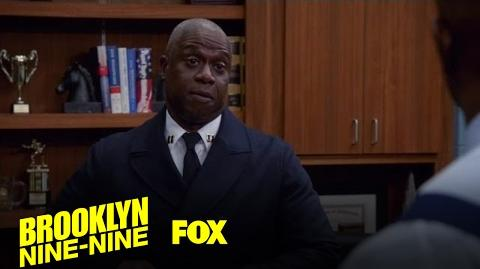 Holt Refuses To Submit Terry's Complaint Season 4 Ep