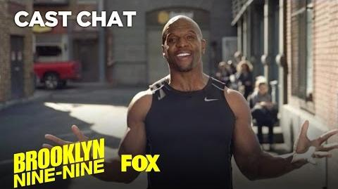 Terry's Fitness Tip 3 Get In Your Steps Season 4 BROOKLYN NINE-NINE