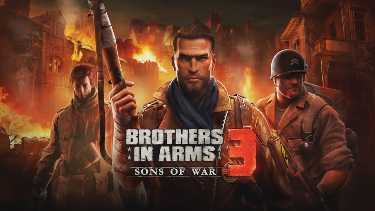Image result for brother in arms