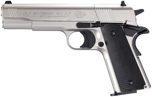 File:Colt 1911A Nickel.jpg