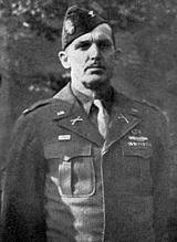 Colonel Sink in 1944