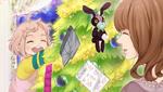 Wataru and Ema Christmas