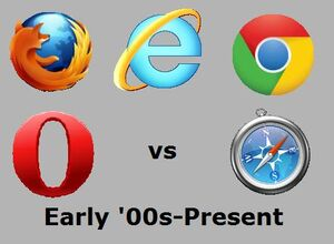 2nd Browser War