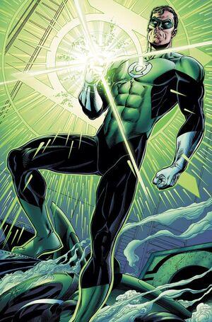 Green Lantern Rebirth-2