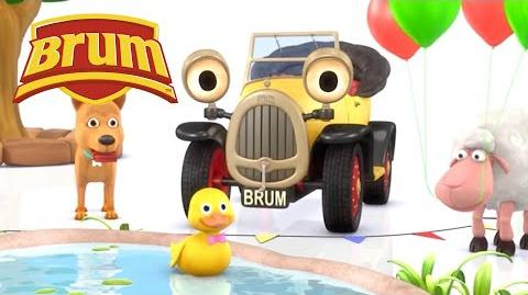 ★ Brum ★ Brum Loves his Best Friends - KIDS SHOW FULL EPISODE