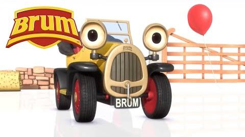 ★ Brum ★ Brum and the Escaped Balloon - FULL EPISODE 5 HD - Kids Show