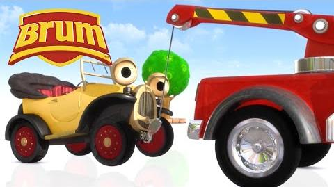 ★ Brum ★ Brum and The Breakdown - FULL EPISODE 9 HD - Kids Show