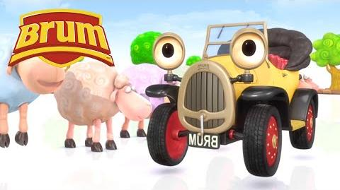 ★ Brum ★ Brum Counts Sheep - - KIDS SHOW FULL EPISODE
