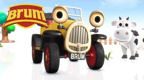 ★ Brum ★ Brum Plays 'Find The Colours' Part 1 - - KIDS SHOW FULL EPISODE
