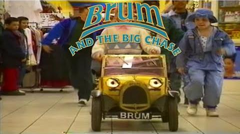 Brum and the Big Chase