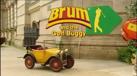BRUM And The Golf Buggy (03x36)