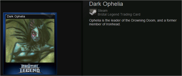 Dark Ophelia normal