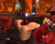 Red Bouncer Battle