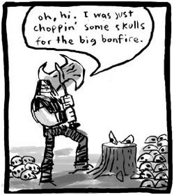 Brutal Bonfire