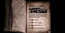 Mouth of Metal