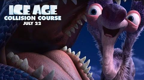 """Ice Age Collision Course """"Figaro"""" TV Commercial HD FOX Family"""