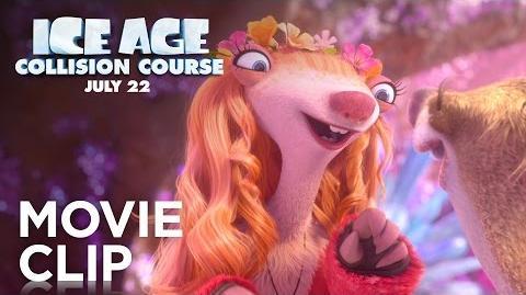"Ice Age Collision Course ""Brooke"" Clip HD FOX Family"