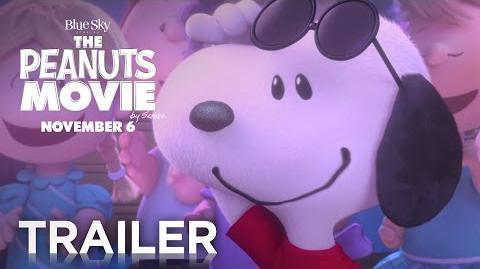 The Peanuts Movie Official Trailer 2 HD FOX Family