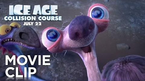 """Ice Age Collision Course """"Kidnapping Granny"""" Clip HD FOX Family"""