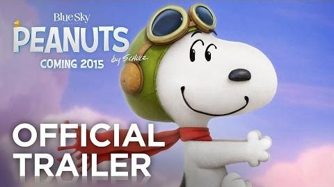 Peanuts Official Trailer HD FOX Family