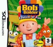 Bob the Builder Festival of Fun Box Front