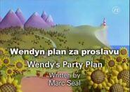 Wendy'sPartyPlanCroatianTitleCard